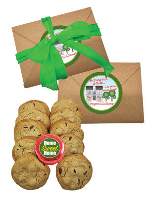 New Home Chocolate Chip Cookie Craft Box