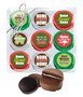 New Home Chocolate Oreo 9pc Box