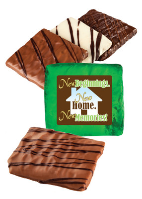 New Memories Chocolate Graham Single