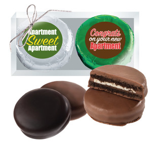 New Apartment Chocolate Oreo 2pc Box