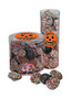 Halloween Nonpareils - Multi-Colored - Cylinders