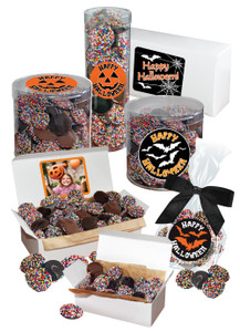 Halloween Nonpareil Package Options