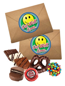 Get Well 1lb Assorted Craft Box