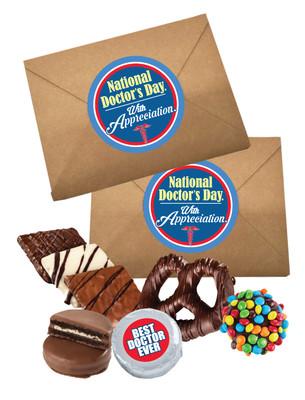 Doctor Appreciation 1lb Assorted Craft Box