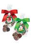 Christmas Nonpareil Bag - Multi-Colored