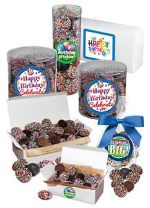 Birthday Nonpareils - Multi-Colored