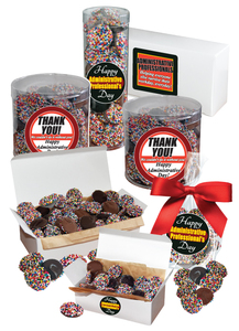 Admin/Office Nonpareils - Multi-Colored