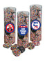 Democrat Nonpareils Tall Cans - Multi-Colored
