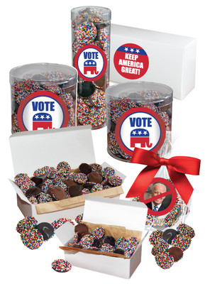 Republican Nonpareils - Multi-Colored