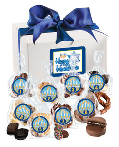 Hanukkah 8 Night Box of Treats