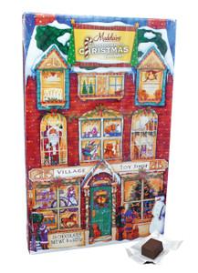 Christmas Advent Calendar of Chocolates