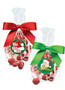 Christmas Chocolate Red Cherries - Favor Bags