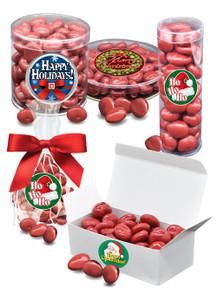 Christmas Chocolate Red Cherries