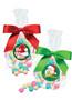Christmas Chocolate Mints - Favor Bag