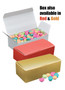 Christmas Chocolate Mints - Red & Gold Box