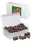 Christmas Dark Chocolate Sea Salt Caramels - Large Box