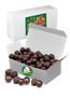 Christmas Dark Chocolate Sea Salt Caramels - Small Box