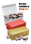 Christmas Peppermint Chocolate Nonpareil - Red & Gold Boxes