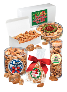 Christmas Butter Toffee Pecans