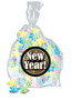 New Year Starfish Gummy Candy - Bulk