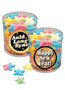 New Year Starfish Gummy Candy - Wide Can