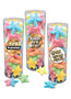 New Year Starfish Gummy Candy - Tall Can