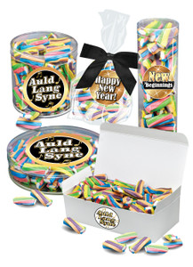 New Year Creme Filled Licorice Twisters