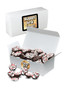 New Year Peppermint Dark Chocolate Nonpareils - Small Box