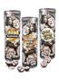New Year Peppermint Dark Chocolate Nonpareils - Tall Can