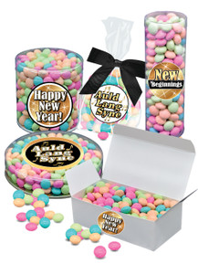 New Year Chocolate Mints