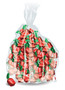 New Year Strawberry Soft-filled Hard Candy - Bulk