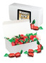 New Year Strawberry Soft-filled Hard Candy - large Box