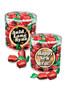 New Year Strawberry Soft-filled Hard Candy - Wide Can