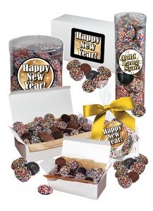 New Year Nonpareil Gifts - Multi-Colored