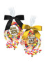 New Year Jelly Belly Fruit Bowl Jelly Beans - Favor Bags