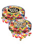 New Year Jelly Belly Fruit Bowl Jelly Beans - Flat Cans