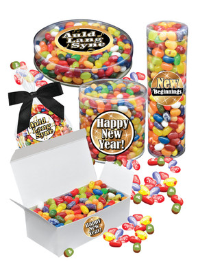 New Year Jelly Belly Fruit Bowl Jelly Bean Gifts