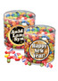 New Year Jelly Belly Fruit Bowl Jelly Beans - Wide Can