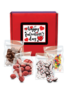 Valentine's Day Candy Gift Box