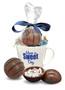 Cocoa Bomb with Mug - Blue