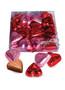 Milk Chocolate Red & Pink Hearts Box