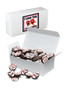 Valentine's Day Peppermint Dark Chocolate Nonpareils - Small Box