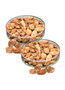 Butter Toffee Pecans - Flat Canister