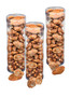 Butter Toffee Pecans - Tall Canister