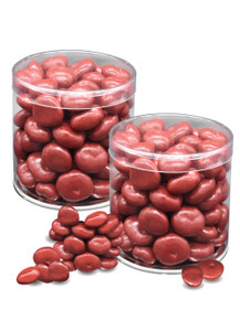 Chocolate Red Cherries - Wide Canister