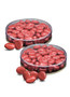 Chocolate Red Cherries - Flat Canister