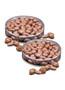 Colossal Chocolate Raisins - Flat Canister
