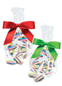 Creme Filled Licorice Twisters - Favor Bag