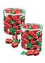 Strawberry Soft-filled Hard Candy - Wide Canister