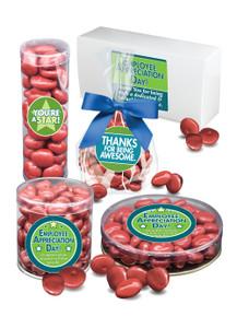 Employee Appreciation Chocolate Red Cherries